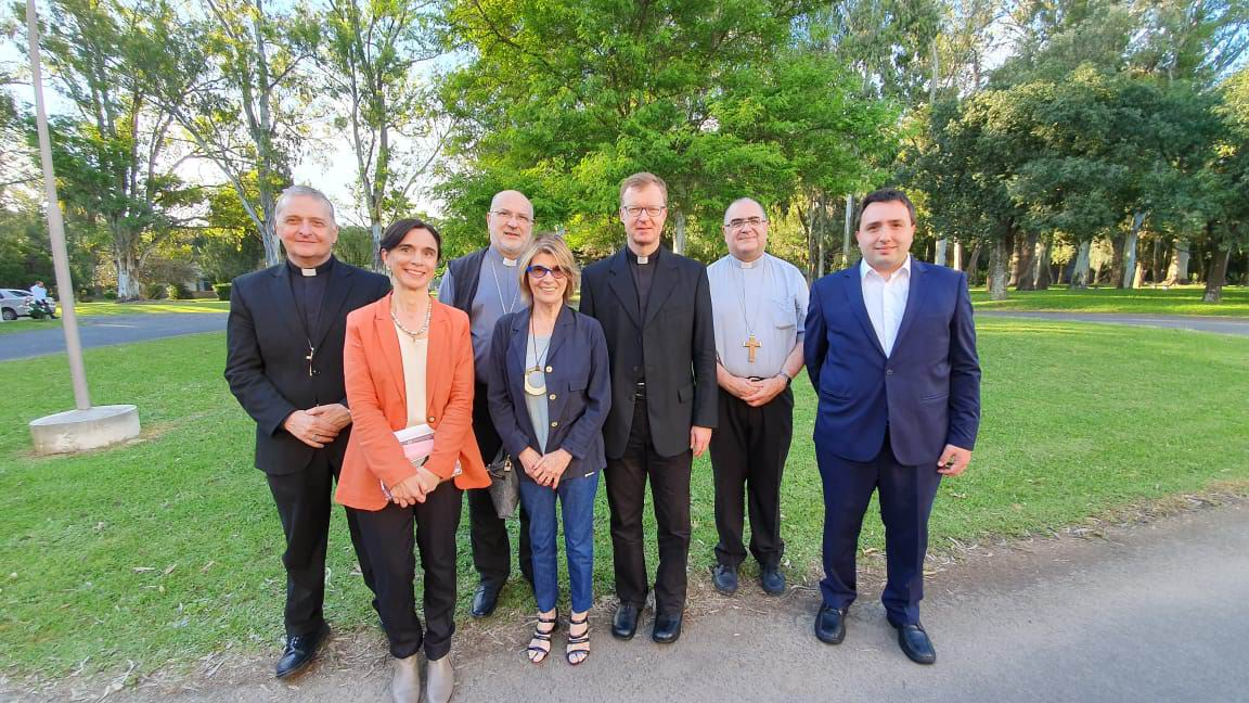 Visita del Padre Hans Zollner