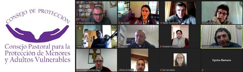 Conversatorio en presentación del vademécum ante casos de abusos sexuales
