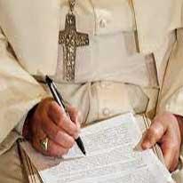 Carta del Santo Padre enviada a Su Eminencia el Cardenal Reinhard Marx